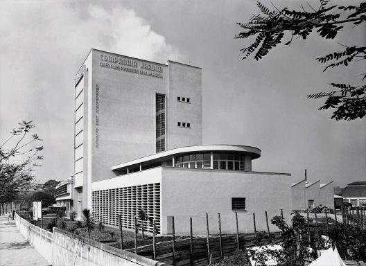 Companhia Jardim de Café Finos, São Paulo, 1942-1943. Arquitetos Rino Levi e Roberto Cerqueira César<br />Foto divulgação  [Acervo digital Rino Levi]