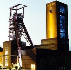 Usina Nordstern é um dos pontos altos do roteiro Industrie-kultur [IBA Emscher Park]