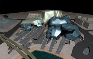 Figura 8 – Cardiff Bay Opera House, Greg Lynn