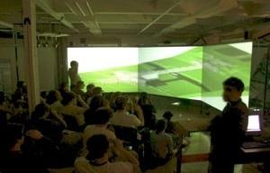 Figura 14 – Aula do curso de arquitetura em Realidade Virtual