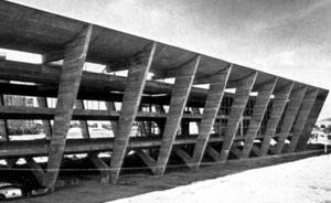 Museu de Arte Moderna, Rio de Janeiro, 1953. Affonso Eduardo Reidy