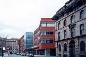 Cidade Multimídia em Montreal<br />Foto de Fábio Duarte