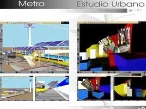 Productos del ejercicio introductorio. Autores: Arq. Merny Pachano (Metro) y Arq. Raúl Sánchez (Estudio Urbano)