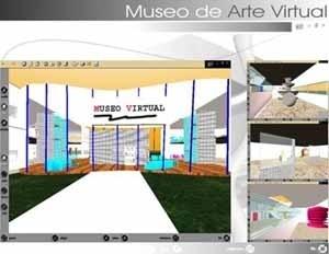 Trabajo final: Museo Vrtual. Autor: Arq. Giscar González