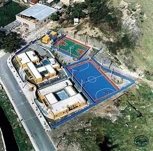 Canal das Taxas, complexo esportivo, arquiteto Humberto Kzure-Cerquera, Favela-Bairro, Rio de Janeiro
