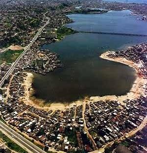 Novos Alagados, arquiteto Demetre Anastassakis, vista aérea, Salvador