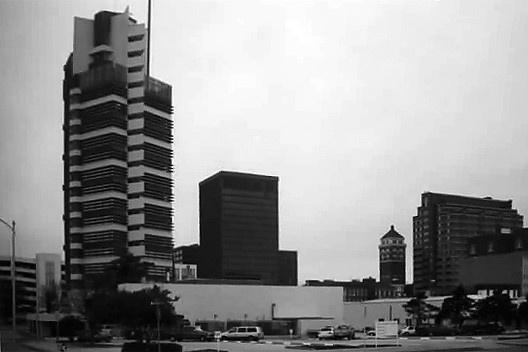 Figura 10 – Frank Lloyd Wright, Torre Price, Bartlesville, Oklahoma, 1953-56<br />Foto Einar Einarsson Kvaran
