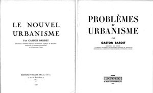 Obras de Gastón Bardet utilizadas no ISU (Coleção CEDODAL)