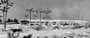 Santa Mônica Clube de Campo (anteprojeto 1° lugar) (1962), Curitiba, Luiz Forte Netto, José Maria Gandolfi, Roberto Gandolfi e Francisco Moreira