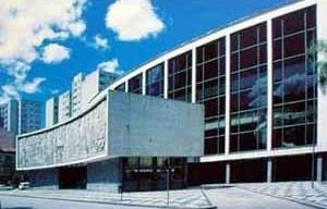 Teatro Guaíra (1949), Curitiba, Rubens Meister
