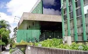 Centro Eletrônico do Bamerindus (HSBC) (1970), Curitiba, Luiz Forte Netto, José Maria Gandolfi, Vicente de Castro, Orlando Busarello e Dilva Busarello