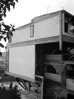 Casa Cunha Lima, 1958. Joaquim Guedes