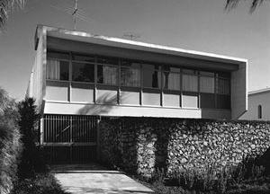 Casa Mario Taques Bittencourt II, 1959. Vilanova Artigas e Carlos Cascaldi
