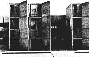 Instituto Salk, La Jolla, 1959-65. Louis Kahn