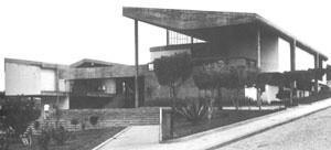 Fórum de Itapira, 1960. Joaquim Guedes