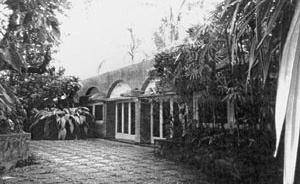 Casa Simon Fausto, Ubatuba, 1961. Flávio Império