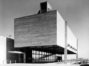 Centro Paroquial São Bonifácio, São Paulo, 1964. Hans Broos