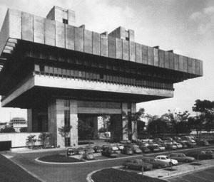Tribunal de Contas de São Paulo, 1971. Plinio Croce, Roberto Aflalo e Giancarlo Gasperini