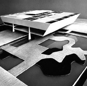 Museu de Arte Contemporânea da USP, 1975. Paulo Mendes da Rocha, Jorge Wilheim e Leo Tomchinsky