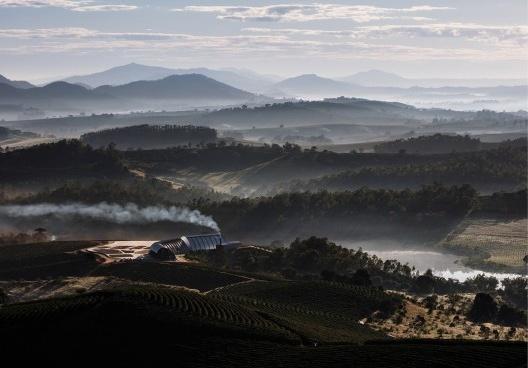 Fazenda Rio Verde, Conceição do Rio Verde, Minas Gerais, 2015, projeto Brasil Arquitetura<br />Foto Nelson Kon