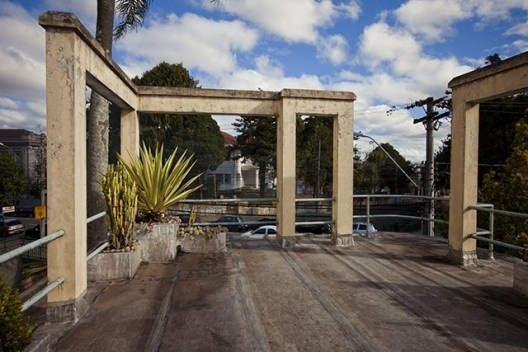Casa Kirchgassner, Curitiba, 1932. Arquiteto Frederico Kirchgassner<br />Foto Ito Cornelsen