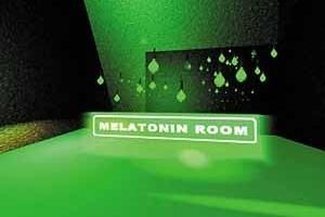 Melatonin Room, 2000, Décosterd & Rahm. Fonte: www.archilab.org