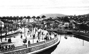 Canal do Mangue, Rio de Janeiro [http://www.almacarioca.com.br/]