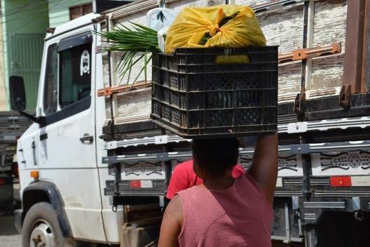 Feira em Traipu<br />Foto Louise Cerqueira  [Grupo de Pesquisa Estudos da Paisagem]