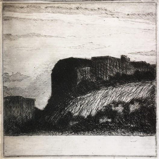 Gravura de Paulo Pardini, exposição <i>O estado da arte no ofício</i><br />Imagem divulgação