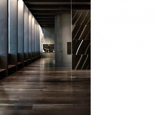 Soulages Museum, 2014, Rodez, France, en colaboración con G. Trégouët<br />Fotografía Hisao Suzuki  [Website Pritzker Prize]