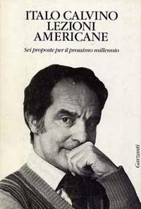 Lezioni americane, Italo Calvino, Garzanti