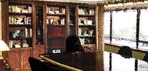 A pesquisa utilizou diversas montagens trabalhadas com softwares gráficos para despersonalizar as figuras, evitando, assim, o reconhecimento dos espaços por parte de algum informante que pudesse ter tido acesso anterior a alguma foto de locais de trabalho