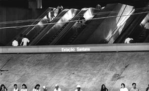 Vista de São Paulo<br />Foto Nelson Kon