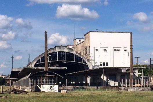 Gare, complexo ferroviário, Bauru<br />Foto Antonio Zagato  [Acervo UPPH/SEC/SP]