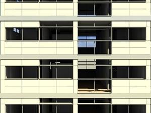Helio Piñon, Edificio de Viviendas, l'Hospitalet, 2008