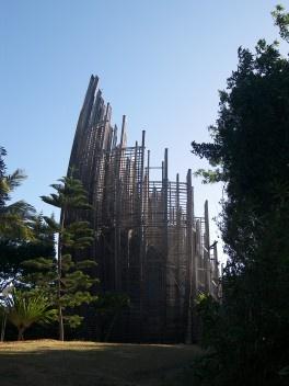 Jean-Marie Tjibaou Cultural Center<br />Foto Fourrure  [Wikimedia Commons]