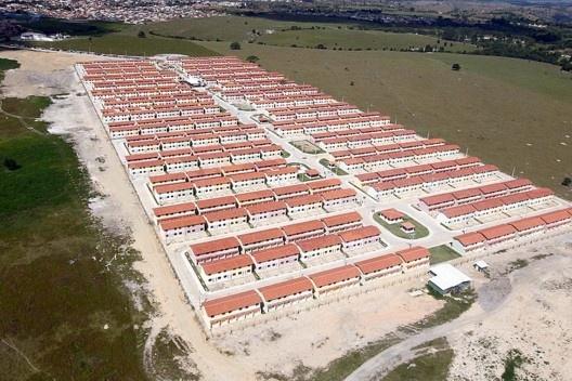 Moradias do Programa Minha Casa, Minha Vida entregues em 2011 em Eunápolis BA<br />Foto Secom Bahia/ Creative Commons
