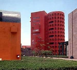 Centro Nacional de Arte, Cidade do México. Arquiteto Ricardo Legorreta<br />Roberto Segre