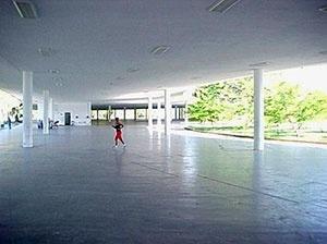 Marquise do Parque Ibirapuera, São Paulo, 1954. Arquiteto Oscar Niemeyer<br />Foto Igor Guatelli