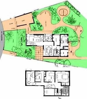 Figura 5. Modelo de casa do conjunto Praça Fleming