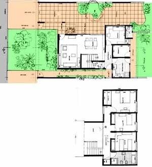 Figura 6. Modelo de casa do conjunto Praça Fleming
