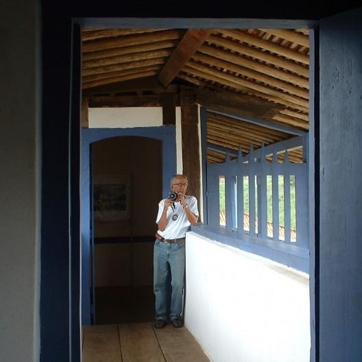 Geraldo Gomes da Silva, Engenho Poço Comprido, Vicência PE<br />Foto Frederico Holanda, 10 jul. 2002