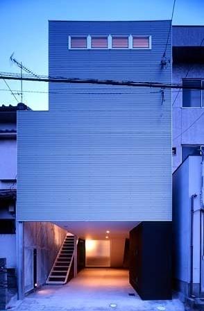 Fachada principal<br />Foto Tomotsu Kuruwada