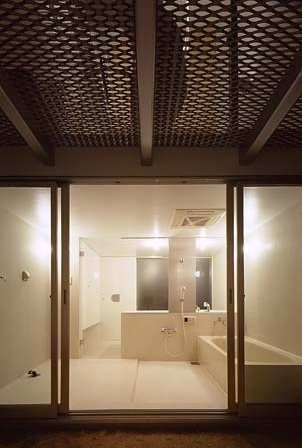 Instalações sanitárias<br />Foto Tomotsu Kuruwada