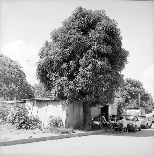 Barracos na periferia do Distrito Federal, Brasília, 2000<br />Foto Thomaz Farkas