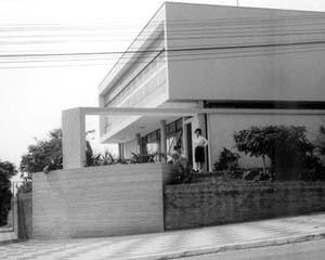 Casa Rubens Cascaldi, Jundiaí, 1958 [Família Cascaldi]