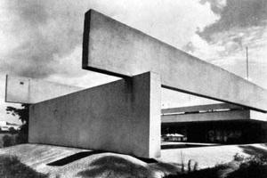 Escola Municipal de Astrofísica, 1957. Roberto Goulart Tibau