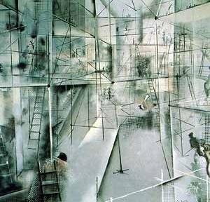Todo espaço é temporário, nada é reconhecível, tudo é descoberta.Constant, Ode à l'Odeon,1969. Haags Gemeentemuseum [Andreotti, Libero e Xavier Costa, (ed.). Situationistes; art, política, urbanisme. Barcelo]