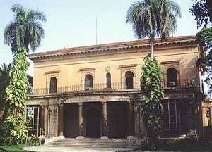 Foto actual de la casa de Juan Pedro Baró