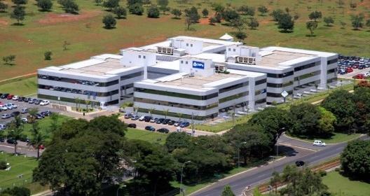 Sede do Conselho Nacional de Desenvolvimento Científico e Tecnológico – CNPq, Brasília<br />Foto divulgação  [website CNPq]